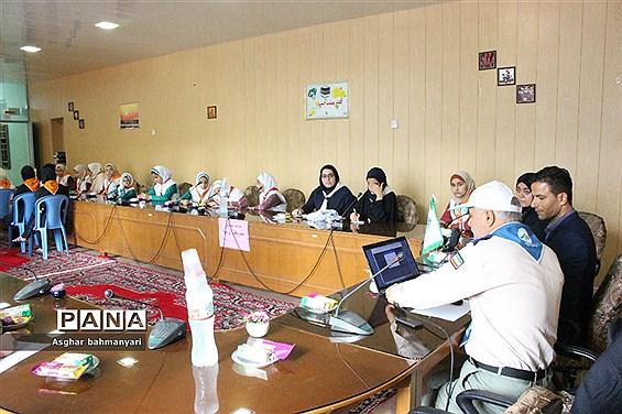 کارگاه خبرنگاری در شبانکاره