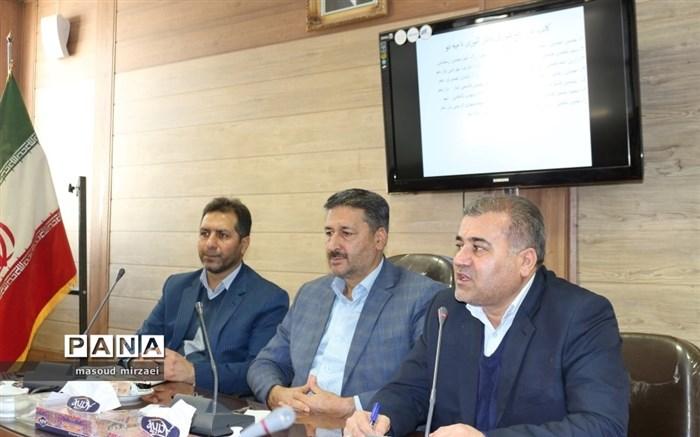 انتخابات شورای دانش آموزی ناحیه دو قزوین