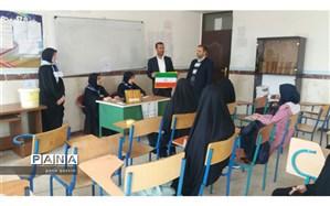 برگزاری دهمین دوره انتخابات شورای دانش آموزی در اسفرورین و شال