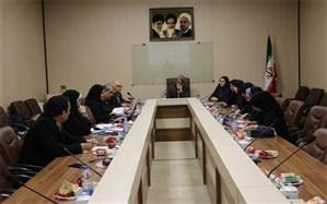 نشست تخصصی کارشناسان امور زنان آموزش و پرورش البرز در کانون امام علی (ع)  برگزار شد
