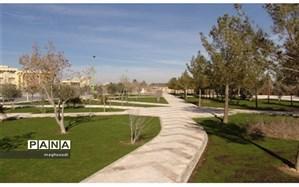 پیشرفت 60 درصدی احداث 3 بوستان جدید در منطقه دو