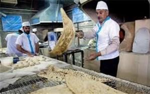 بیش از سه هزار بازرسی از نانوایی های البرز صورت می گیرد