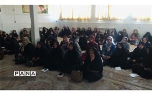 برگزاری سومین جلسه آموزش خانواده در دبستان حضرت قاسم(ع)