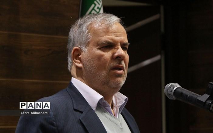 همایش مدیران 400 مدرسه الگوی شهر تهران