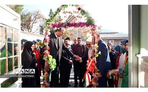 افتتاحیه چهار باب نمازخانه در مدارس زبرخان