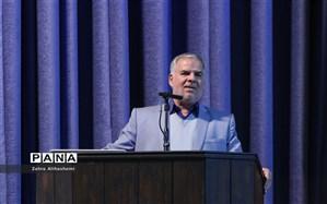 همایش تقدیر از معلمان پژوهنده شهر تهران