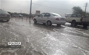 نیمی از جادههای کشور برفی و بارانی است