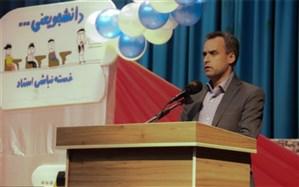 سرپرست امور پردیس های دانشگاه فرهنگیان : دانشجو باید امکان نقد در دانشگاه را داشته باشد