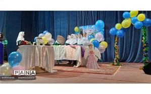 اجرای طرح بشری در بین مدارس دخترانه شهرستان امیدیه