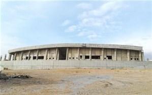 فاز یک ورزشگاه ۱۵ هزار نفری شاهرود دهه فجر افتتاح میشود