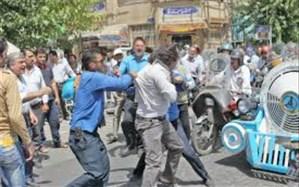 نزاع خیابانی در تهران به نسبت سال قبل رشد 2.5 درصد داشته است