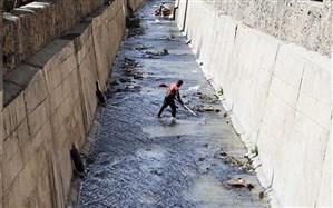 روزانه  600 تن زباله وارد نهرهای پایتخت  میشود