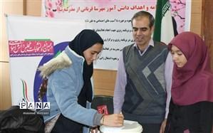 برگزاری انتخابات شورای دانش آموزی ناحیه یک قزوین