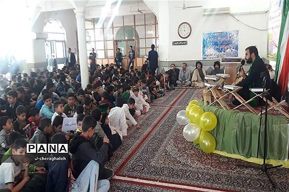 بزرگترین محفل انس با قرآن منطقه شاوور