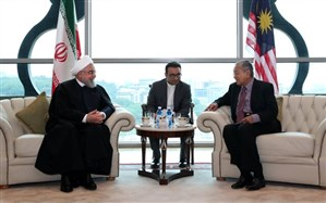 تاکید رییسجمهور بر همکاری کشورهای اسلامی برابر فشار قدرتهای بزرگ