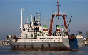 آغاز فعالیت کشتی تحقیقاتی گیلان پس از 8سال توقف