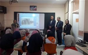 کارگاه آموزشی هویت تشکیلاتی و امداد و نجات در سعدآبادبرگزار شد