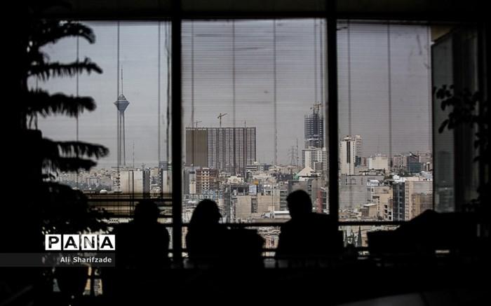 جلسه کارگروه آلودگی هوای تهران