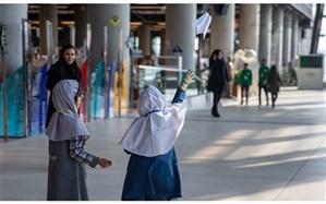 چهاردهمین جشنواره پروژههای دانشآموزی تبیان، رنگ علم و دانش گرفت