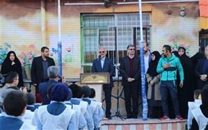 حاجی میرزایی: مدرسه باید با جامعه اطراف خود در ارتباط تنگاتنگ باشد