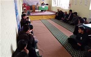 مسابقات قرآن عترت و نماز در جلگه رخ برگزار شد