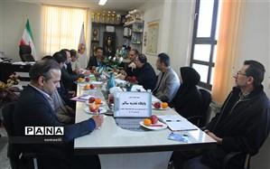ستاد استانی پایگاه تغذیه سالم تشکیل جلسه داد
