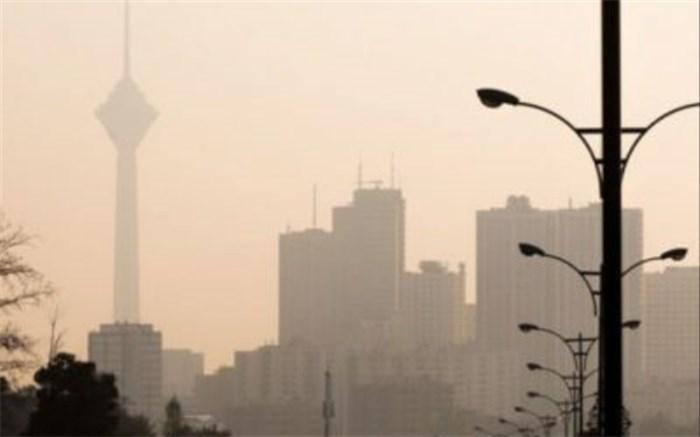 منابع آلاینده اصلی-کلانشهر تهران