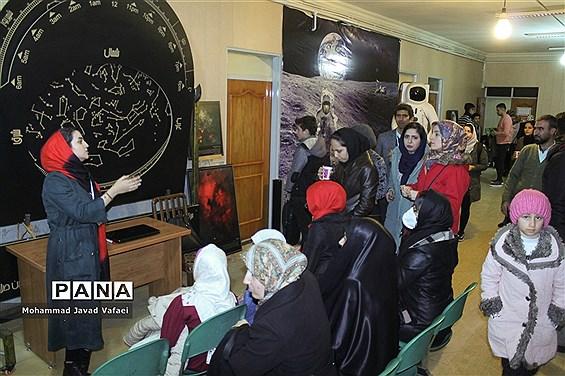 یلدای نجومی در مرکز اخترشناسی و رصدخانه ابن صلاح همدانی