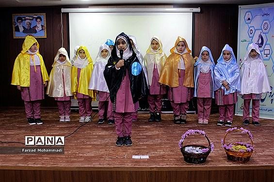 برگزاری همایش هفته پژوهش در چهاردانگه