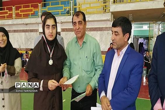 اختتامیه مسابقات فوتسال بین مدارس دشتستان