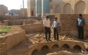 مدیر کل میراث فرهنگی استان از مرمت آثار تاریخی درشهرستان اشکذر بازدید کرد