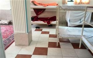 بهره برداری اقامتگاه همراهان بیمار در بیمارستان سوانح سوختگی و ترمیمی امیرالمومنین(ع)