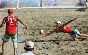اولین دوره مسابقات والیبال ساحلی شهرستان یزد برگزار میشود