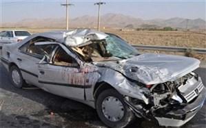 واژگونی یک دستگاه خودرو در مهریز، جان 2 شهروند خارجی را گرفت