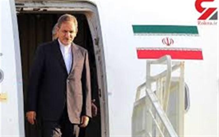 معاون اول رئیس جمهوری به استان بوشهر