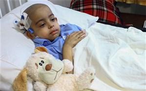 سالانه سه هزار کودک زیر ۱۵ سال مبتلا به سرطان میشوند