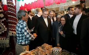 پست اینستاگرامی جهانگیری از افتتاح جشنواره گردشگری روستایی استان بوشهر