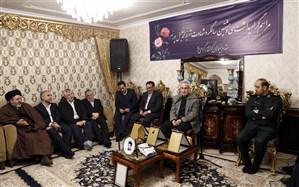 پورمحمدی :  اقتدار ایران مدیون رهبری امام و مجاهدت شهداست