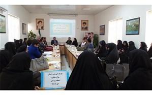 برگزاری کارگاه آموزشی رابطان مرکز مشاوره منطقه زبرخان