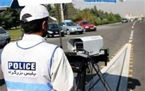 تردد خودرو در محورهای آذربایجان شرقی  56 درصد کاهش یافت