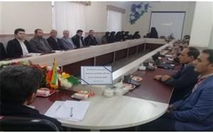 برگزاری دوره آموزشی توجیهی آشنایی با آیین نامه آموزشی به صورت تلفیقی با سامانه های دانش آموزی در استان زنجان