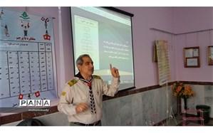 برگزاری دوره آموزشی توانمندسازی مربیان پیشتازان باحضور مدرسان استانی