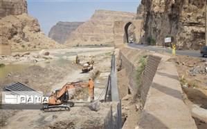مرمت پل تاریخی پلدختر آغاز شد
