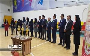 آموزشگاه شاهد بقیه الله دشتستان قهرمان مسابقات بسکتبال دانش آموزان دختر استان بوشهرشد