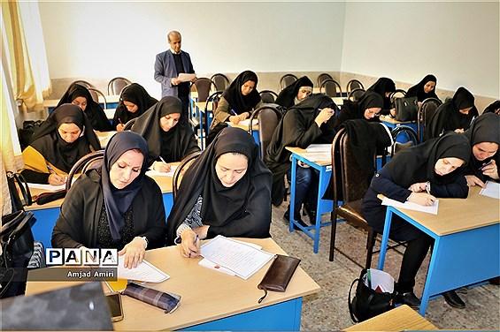 برگزاری دوره آموزشی تدریس کتب  سوادآموزی درآموزش وپرورش ناحیه یک ری