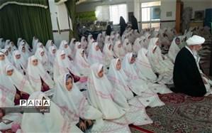 جشن تکلیف 300 دانش آموز یزدی + فیلم
