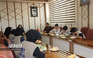 خبرنگاران پانا در قزوین همیار سوادآموزی شدند