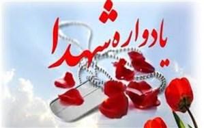 برگزاری یادواره هشت شهید گمنام در یزد