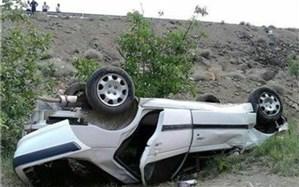 واژگونی خودرو پژو پارس در اردکان سبب فوت 2 تن شد