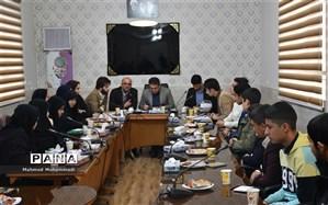 برگزاری انتخابات هئیت رئیسه شورای دانش آموزی منطقه تبادکان